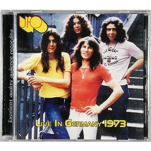 UFO - Live In Germany 1973 CD AIR 52
