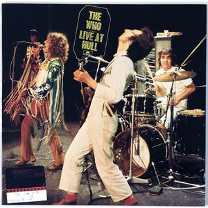 Who, The - Live At Hull 2-LP VER 32