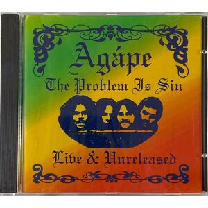 Agape - The Problem is Sin CD AC-023