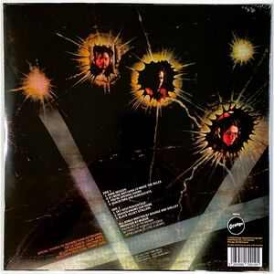 Budgie - If I Were Brittania I'd Waive The Rules LP 70010