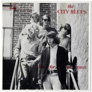 City Blues - Blues For Lawrence Street LP Void 56