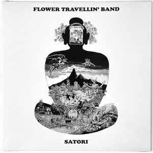 Flower Travellin' Band - Satori LP LIFE 001