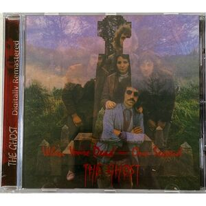 Ghost, The - When You're Dead One Second CD WH 90377