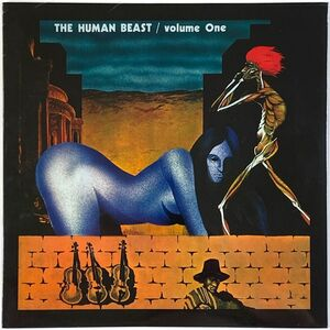 Human Beast - Volume One LP Orange 70008