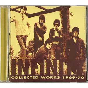 Infinity - Collected Works 1969-1970 CD Lion 636