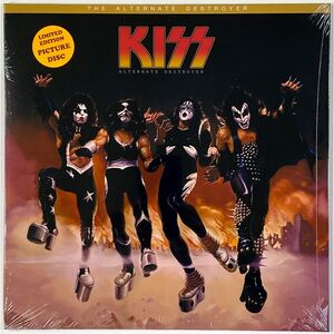 Kiss - Alternate Destroyer LP TSP