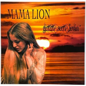 Mama Lion - Gimme Some Lovin' LP PIC 812016-1