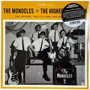 Monocles / Higher Elevation - The Spider, The Fly & The Boogieman LP OSR 031