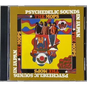 Mops, The - Psychedelic Sounds In Japan CD wpc6-8485