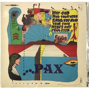 Pax - May God And Your Will Land You CD CD 1025