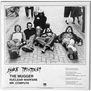 Shock Treatment - Binary Fall Out EP HRR 692