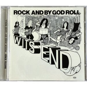 Wits End - Rock And By God Roll CD 5850