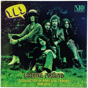 Yes - Looking Around (Collection Of Rare Live Tracks 1969-1970) LP VER 19