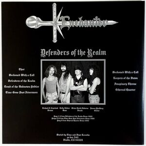 Enchanter - Defenders Of The Realm LP DUST056