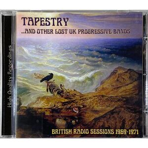 Various Artists - Tapestry And Other Lost UK Progressive Bands CD AIR 12