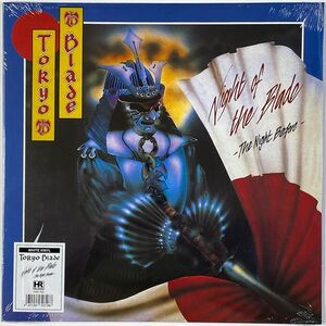 Tokyo Blade - Night Of The Blade...The Night Before LP HRR 790LP