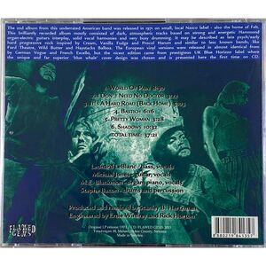 Whalefeathers - 2nd CD GEM 135