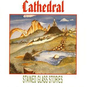 Cathedral - Stained Glass Stories CD SynCD 3