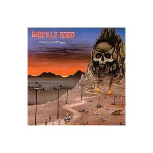 Manilla Road - The Courts of Chaos CD