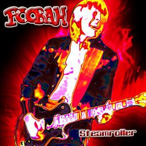 Poobah - Steamroller CD ROCK023-V-2