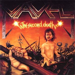 Vavel - The Second Death CD 8803007