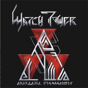 Watchtower - Energetic Disassembly CD ROCK013-F-2