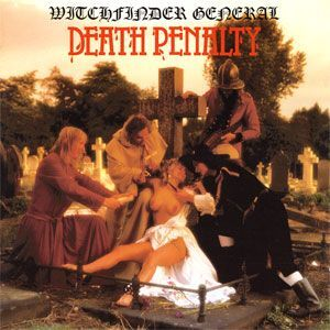 Witchfinder General - Death Penalty CD HMR XD8
