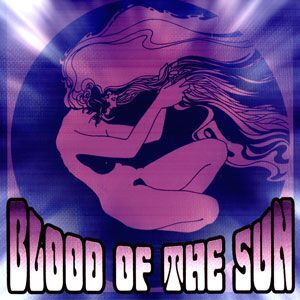 Blood of the Sun - Blood of the Sun LP BT-LP