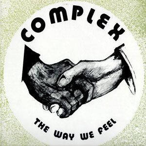 Complex - The Way We Feel LP Guess103