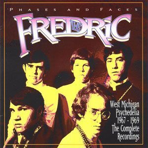 Frederic - Phases and Faces CD
