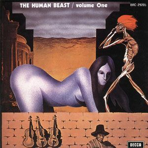 Human Beast - Volume One CD