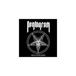 Pentagram - Relentless CD