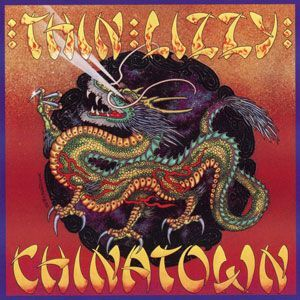 Thin Lizzy - Chinatown CD WOU 3496