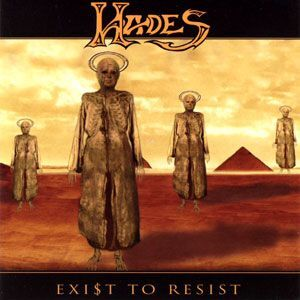 Hades - Exist to Resist CD