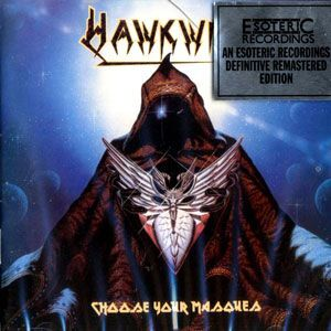 Hawkwind - Choose Your Masques 2CD