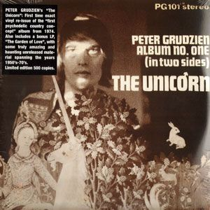 Grudzien, Peter - The Unicorn / The Garden of Love 2LP