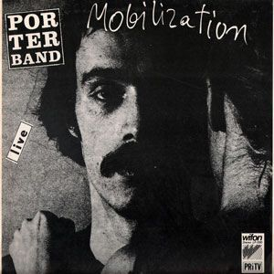Porter Band - Immobilization LP 030
