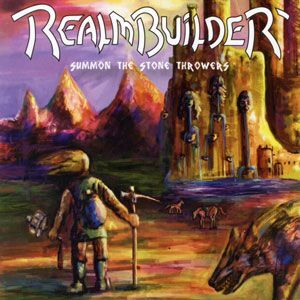 Realmbuilder - Summon The Stone Throwers CD IHR061