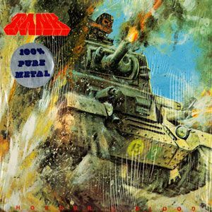 Tank - Honour and Blood LP IRD-012