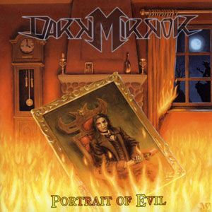 Dark Mirror - Portrait of Evil CD KMRCD002
