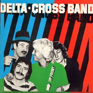 Delta Cross Band - Up Front LP MDLP6065