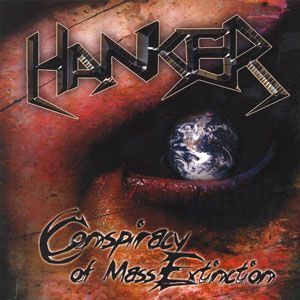 Hanker - Conspiracy of Mass Extinction CD HE560710