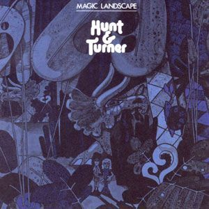 Hunt & Turner - Magic Landscape CD Lion 630