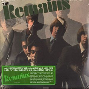 The Remains - The Remains 2-LP