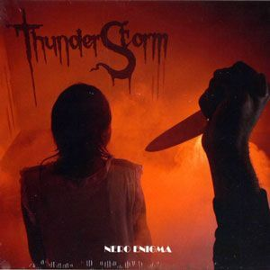 Thunderstorm - Nero Enigma CD Chaos044