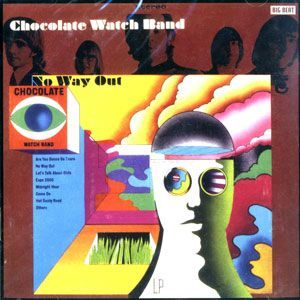 Chocolate Watch Band - No Way Out CD