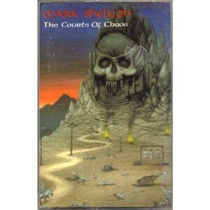 Manilla Road - The Courts Of Chaos Cassette