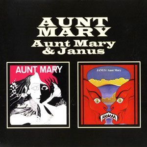 Aunt Mary - Aunt Mary / Janus CD KR418