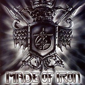 Made of Iron - Made of Iron CD SareCD 002