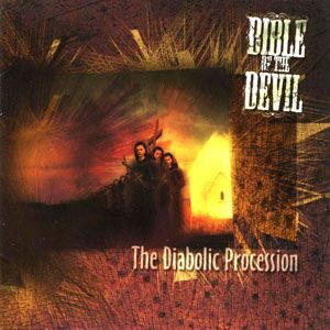 Bible Of The Devil - Diabolic Procession CD Cruz20